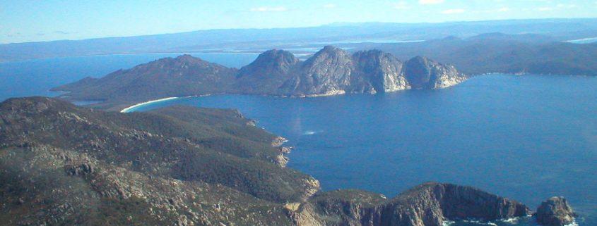 Hazards and Wineglass Bay